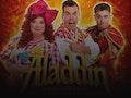 Aladdin: Elaine C Smith, Johnny Mac, Paul-James Corrigan event picture