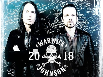 Sonic Acoustic Attack Tour: Ricky Warwick, Damon Johnson picture
