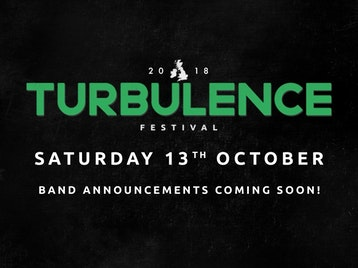 Turbulence Festival 2018: Bleed From Within, Heart Of A Coward, Hacktivist, Cryw**k, Hawthorne Heights picture