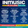 Flyer thumbnail for INmusic Festival 2018: Queens Of The Stone Age, David Byrne, The Kills, Frank Carter & The Rattlesnakes, Superorganism, Teme Tan, Them Moose Rush, Straight Mickey & The Boyz, False-Heads, Tyger Lamb & more