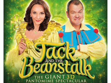 Jack And The Beanstalk: Shirley Ballas, John Evans picture