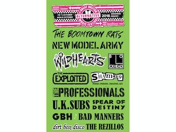 The Great British Alternative Music Festival picture