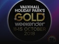 Vauxhall Holiday Park's October Gold Weekender 2018 event picture