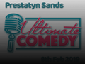 Prestatyn Ultimate Comedy Weekend event picture