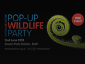Pop-Up Wildlife Party event picture