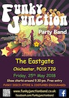 Flyer thumbnail for Disco & Soul Party Band: Funky Junction