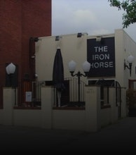 The Iron Horse artist photo