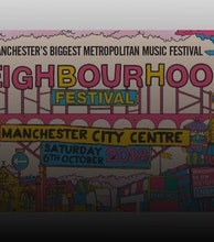 Neighbourhood Festival artist photo