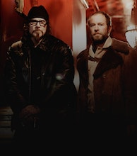 Mark Lanegan & Duke Garwood - With Animals Tour artist photo