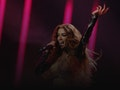 Eleni Foureira event picture