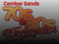 Camber 70s & 80s Weekend event picture
