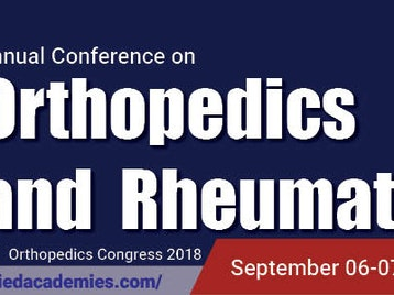 Annual Conference on Orthopedics and Rheumatology picture