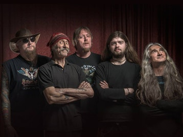 Warrior On The Edge Of Time Tour: Hawkwind picture