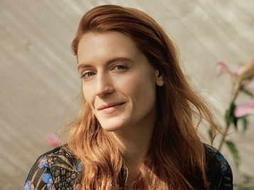 Florence + The Machine artist photo