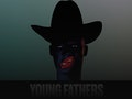 Young Fathers, Petite Noir event picture