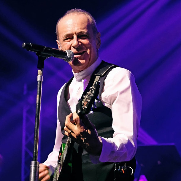Francis Rossi Tour Dates