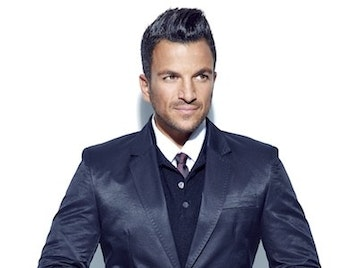 Peter Andre artist photo