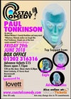 Flyer thumbnail for The Coastal Comedy Show : Paul Tonkinson, Nathan Eagle, Phil Jerrod, Adrienne Coles