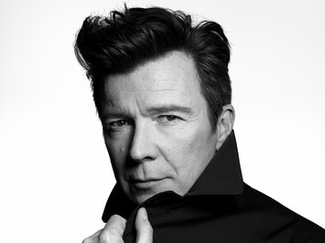 Rick Astley artist photo