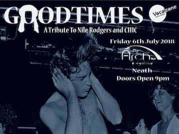 Good Times (A Tribute To Nile Rodgers & Chic), Flo Collective picture