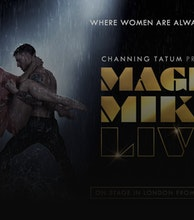 Magic Mike Live artist photo