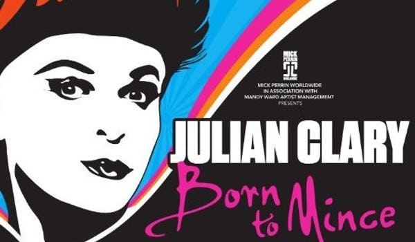 An Evening With Julian Clary