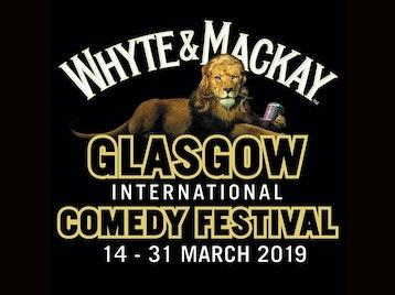 Glasgow International Comedy Festival 2019 - Lunatic: Alfie Brown picture