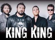 King King PRESALE tickets available now
