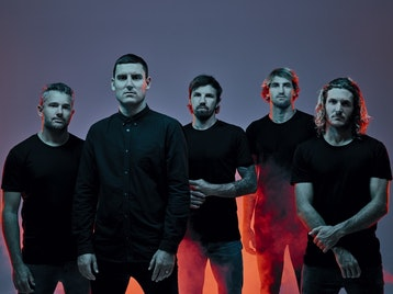Parkway Drive artist photo