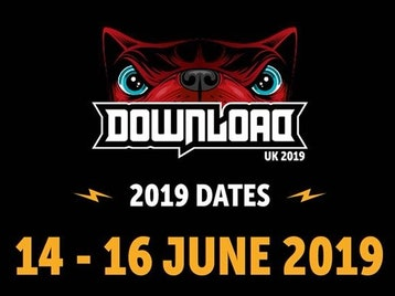 Download 2019: Def Leppard, Slipknot, Tool, Slash featuring Myles Kennedy and The Conspirators, Whitesnake, Rob Zombie, Trivium, Carcass, Die Antwoord, Me First and The Gimme Gimmes, Eagles Of Death Metal, Opeth, Power Trip, Reel Big Fish, Skindred, Slayer, Dream Theater, Tesla, Delain, The Amity Affliction, The Smashing Pumpkins, Underoath, Lamb Of God, Amon Amarth, Starset, Alien Weaponry, Anthrax, Badflower, Black Futures, Blackberry Smoke, I Prevail, The Interrupters, Man With A Mission, nothing nowhere, Our Last Night, Riding The Low, Royal Republic, State Champs, Underside (Nepal), Yours Truly, Zebrahead, Aaron Buchanan & The Cult Classics, Alcest, Halestorm, Animals As Leaders, At The Gates, Jinjer, Bad Wolves, Batushka, Behemoth, Black Peaks, Brothers Osborne, Municipal Waste, Whitechapel, allusinlove, Beartooth, Cane Hill, Cloud, Clutch, coldrain, Conjurer, Crystal Lake, Deadland Ritual, Dinosaur Pile-Up, Enter Shikari, Fever 333, Godsmack, Goodbye June, Graveyard, Groundculture, Heart Of A Coward, Hot Milk, The Hu, Kvelertak, Icon For Hire, Intervals, Kim Jennett, Last In Line, Like A Storm, Lost In Stereo, Lost Society, Lovebites, Ne Obliviscaris, Nova Twins, Palaye Royale, Parting Gift, The Picturebooks, Queen Zee, Redhook, ROAM, Simple Creatures, Skid Row, Skynd, Stone Temple Pilots, Sumo Cyco, Those Damn Crows, Three Days Grace, Toska, Trash Boat, Twelve Foot Ninja, Vambo, Vega, Wolf Jaw, World Wrestling Entertainment (WWE), The Wonder Years picture
