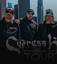 Cypress Hill artist photo