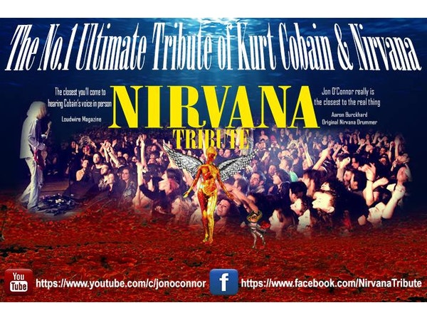 Nirvana Tribute Tour Dates