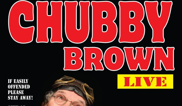 Roy 'Chubby' Brown Tour Dates