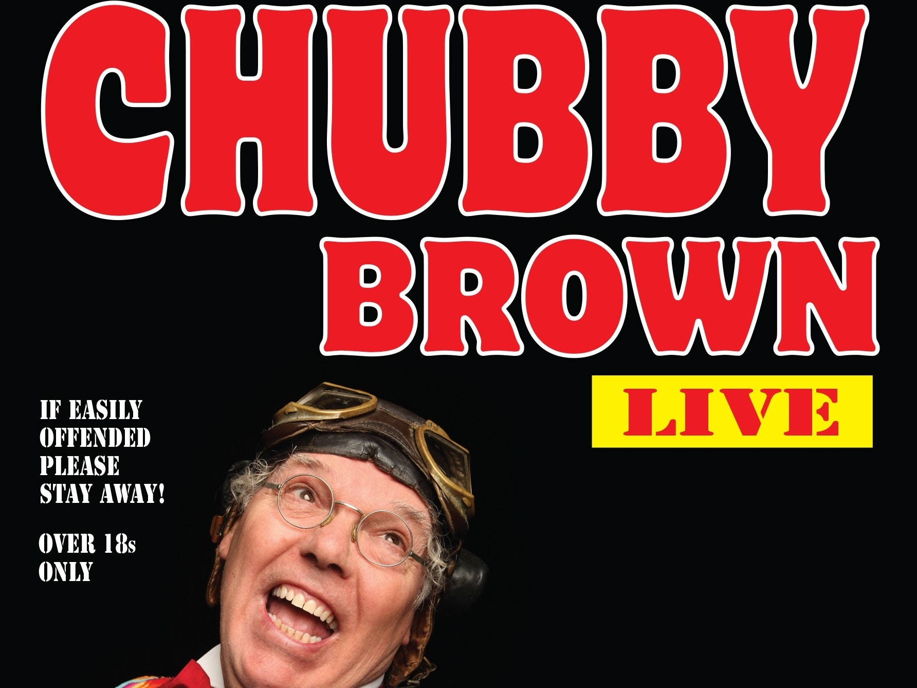 Chubby brown homepage