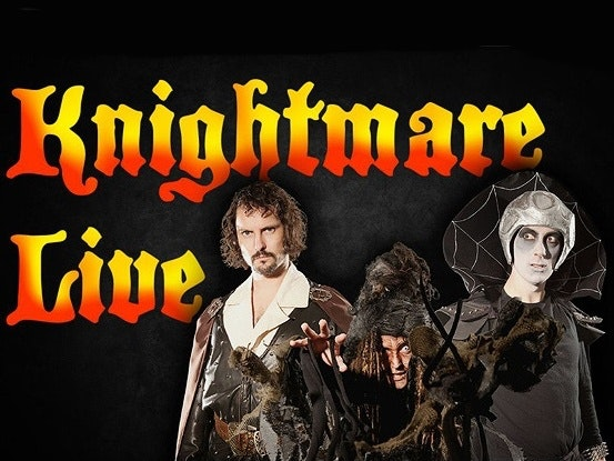 Knightmare Live Tour Dates