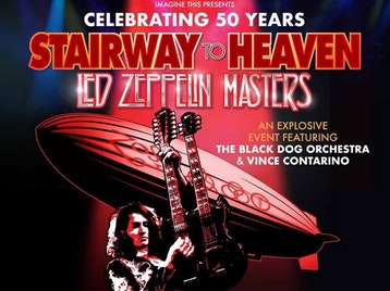 Celebrating 50 Years - Stairway To Heaven: Led Zeppelin Masters picture