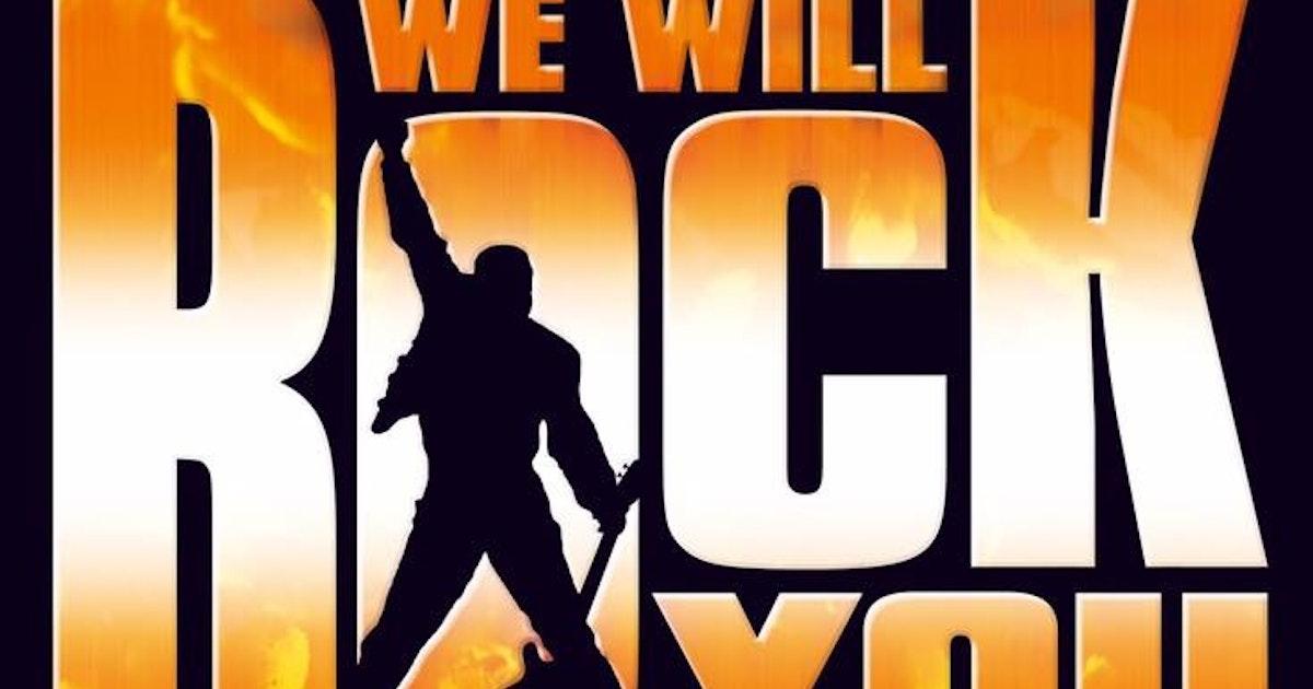 We Will Rock You Köln Tickets