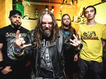 Soulfly artist photo