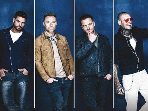 Boyzone Tour Dates