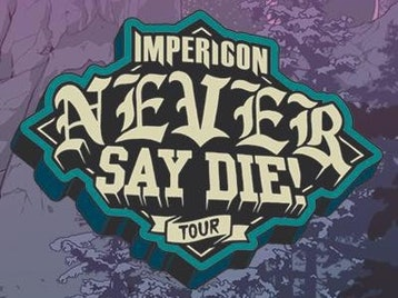 Impericon Never Say Die! Tour 2018: Being As An Ocean, Northlane, Alazka, Casey, Polar, Thousand Below picture