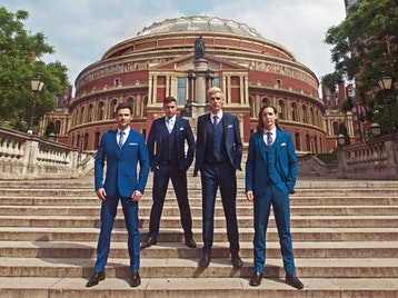 'Home' UK Tour: Collabro, Carly Paoli, Philippa Hanna, The Vice Squad Seniors picture