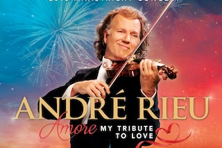 Image for Andre Rieu's 2018 Maastricht Concert: Amore - My Tribute to Love