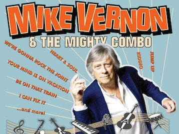 Mike Vernon & The Mighty Combo picture