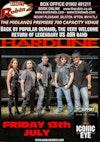 Flyer thumbnail for Hardline, Iconic Eye, The New Breed