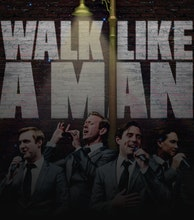 Walk Like A Man artist photo