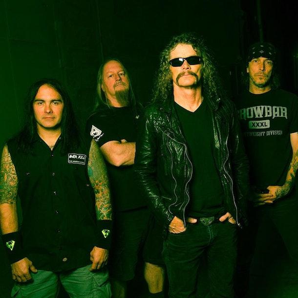 Overkill Tour Dates