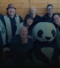 Big Fat Panda artist photo
