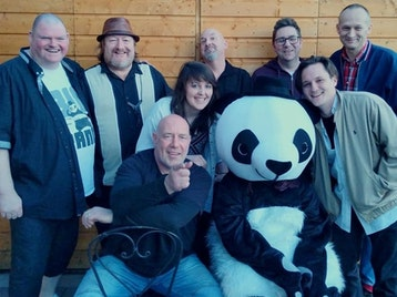 Big Fat Panda artist photo