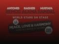 United Stars - Peace, Love & Harmony: Antonis Remos, Arab Ragheb Alama, Musatafa Sandal event picture