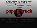 Country in the City – Bluegrass And Blues For Macmillan: Papa Truck, Slim Estrada event picture